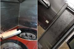「鋼鐵老爸」改造廚房廁所 兒子看傻:當逃生碉堡?