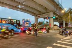 北市大同最易車禍路口去年73人受傷 8路口過年加強取締