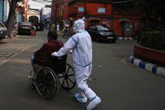 印度全國血清調查 21.5%人口曾感染新冠肺炎