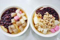 老字號在地人也推! 台中廣三SOGO百貨後巷「美村豆花」 傳統豆花給料不手軟
