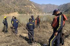 印度冰河崩落引發暴洪 至少14人罹難170人失蹤