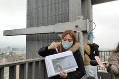 議員爆大龍新城漏水長「鐘乳石」 北市府澄清:是舊聞