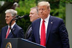 延續川普主義?蓬佩奧領銜「尼克森論壇」的反共延長戰