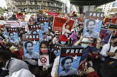 國際紛對緬甸軍方祭制裁 政變反對派表歡迎