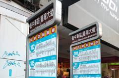 紓解台灣大道 苦了台中火車站