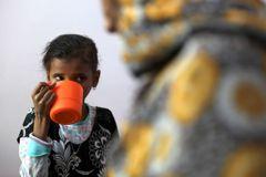 葉門內亂饑荒加劇 聯合國籲波灣金援