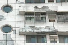 天氣冷吱吱 你家大樓外的磁磚撐得住嗎?