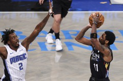 NBA/今日戰績表 厄文跳出籃網大破魔術拉出8連勝