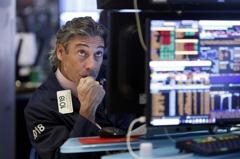 美債風暴 全球股市警鈴響