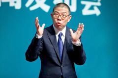 5500億人民幣身價!大陸瓶裝水之王鍾睒睒 登上亞洲首富