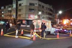 台中警追贓車追到彰化 警員市區開一槍射輪胎逮嫌