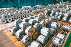 大陸鋼價上漲激勵 鋼鐵股成今日台股最強類股