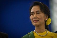 緬甸基督徒反政變 呼籲釋放翁山蘇姬