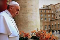 放任破壞地球 教宗:大洪水將再來