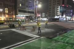 高雄8日開通站西路…機車族驚批待轉區要逆向 市府速改