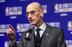 NBA/籲球迷待在家收看明星賽 席佛疾呼勿罔顧防疫群聚