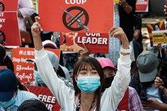 緬甸警察避走印度 軍政府要求遣返
