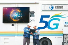 就市論勢/5G、生技、運輸 可布局