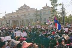 緬甸警察抗命出逃 披露上級慘忍執法