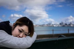 福島女性受歧視 身份加劇性別困境