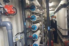 影/竹南頭份水資源中心設移動淨水設施 日產1500噸