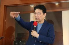 趙江結盟各選主席、總統 趙少康:不可能的事情