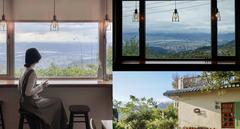 窗外就是整片關渡平原!陽明山「隱世咖啡廳」可賞夕陽雲海 喝杯咖啡超忘憂