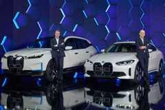 純電車i4、iX全力助攻 BMW力拼電動車銷售佔比達50%!