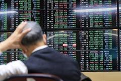 蘋概三王齊挫台股收跌217點 三大法人賣超403.87億