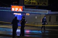 亞特蘭大按摩店屠殺 警方查動機是否涉仇恨亞裔