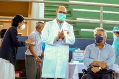 厄瓜多疫苗醜聞 衛生部長上任19天請辭