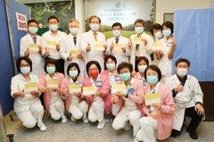 首批AZ疫苗開打!台中市醫護今天接種人數較首日3倍增