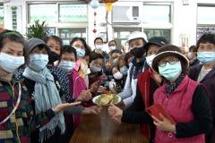 平溪菁桐社區培養女力 婦女烘焙課學一技之長