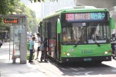 中捷通車後 800、53路公車將調整成「綠一到綠三」
