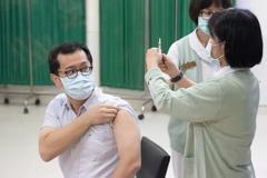 AZ疫苗接種9000多人 新增三件施打後不良事件