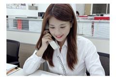 房仲小嫻陳若嘉用熱情與真誠經營每一位客戶 繳出月月冒泡成績單
