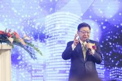 黃啟倫連任台灣省不動產開發商公會聯合會理事長