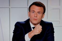 法國第三波疫情止不住 馬克宏:再度全國封城