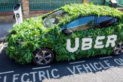 Uber開始在英國倫敦推行電動車預約搭乘服務 加速綠化服務發展