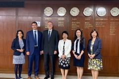拜登上任後首次 台美討論加強台灣參與國際組織策略
