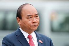 越南史上首次 現任總理當選國家主席