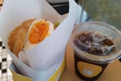 新北/捷運亞東醫院站 HOU Toast and Coffee早餐時光因為好吐司與好咖啡而愜意