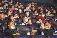 大陸清明檔期電影票房 刷新影史紀錄