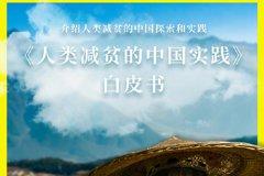 陸發布減貧白皮書:習親自指揮、實現中國人民千年夢想