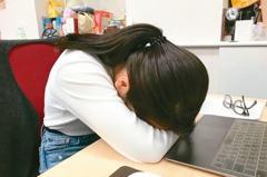 北市調查 逾8成國高中生睡不夠 恐易憂鬱