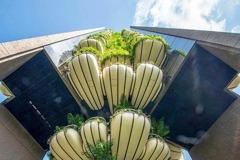 一窺蔡衍明買的星國豪宅 每戶五陽台、270度空中花園
