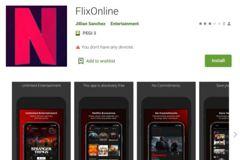 假Netflix用「免費看」釣魚! 500人手機、信用卡資料慘遭駭