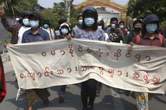 撐緬甸 立法院通過聲援決議文