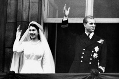 希臘落難王子 陪伴女王逾70年