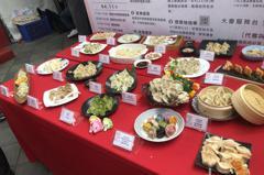北市傳統市場節水餃大賽 「大吉利元寶水餃」人氣最高